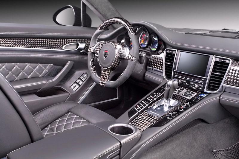 Porsche Panamera Stingray: výsledek mezinárodní spolupráce: - fotka 6