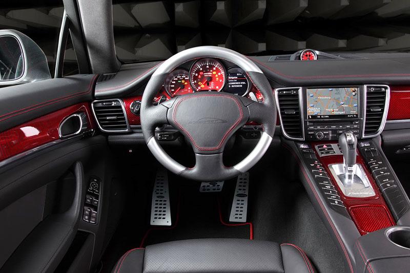 Porsche Panamera PS9: premiéra na Essen Motor Show: - fotka 2