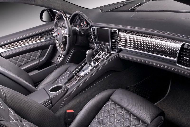 Porsche Panamera Stingray: výsledek mezinárodní spolupráce: - fotka 8