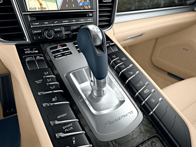 Panamera je zřejmě novým nejrychlejším sedanem Nordschleife: - fotka 97