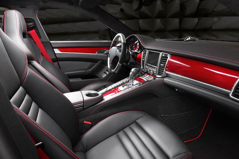 Porsche Panamera PS9: premiéra na Essen Motor Show: - fotka 3