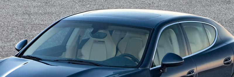 Porsche Panamera má za sebou světovou premiéru: - fotka 7