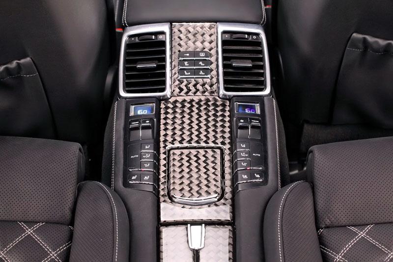 Porsche Panamera Stingray: výsledek mezinárodní spolupráce: - fotka 9