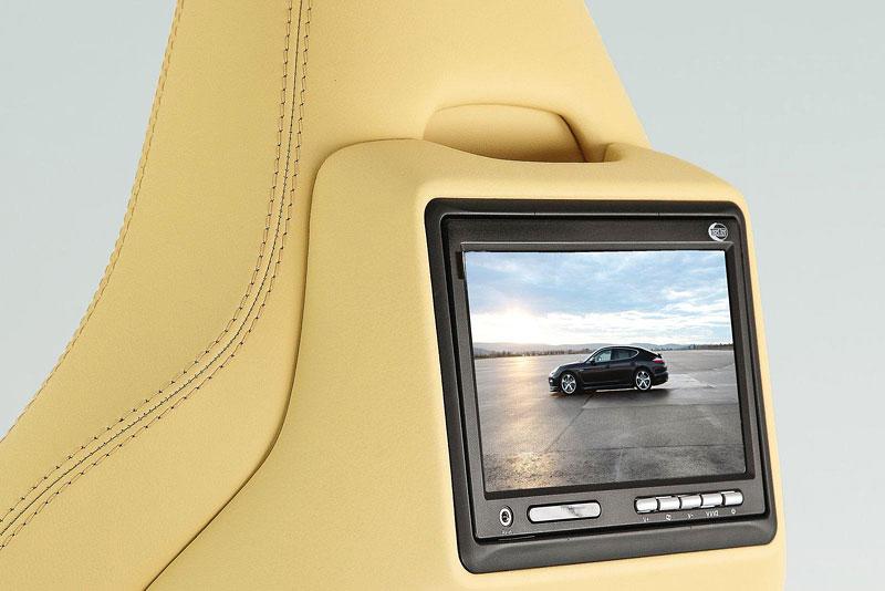TechArt: sada na zvýšení výkonu pro Porsche Panamera Turbo přidá 80 koní a 60 Nm: - fotka 8