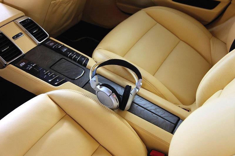 TechArt: sada na zvýšení výkonu pro Porsche Panamera Turbo přidá 80 koní a 60 Nm: - fotka 9