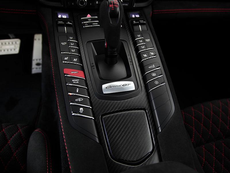 Porsche Panamera: Techart GrandGT podruhé: - fotka 10
