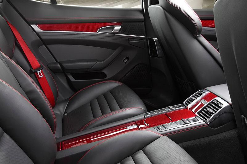 Porsche Panamera PS9: premiéra na Essen Motor Show: - fotka 6