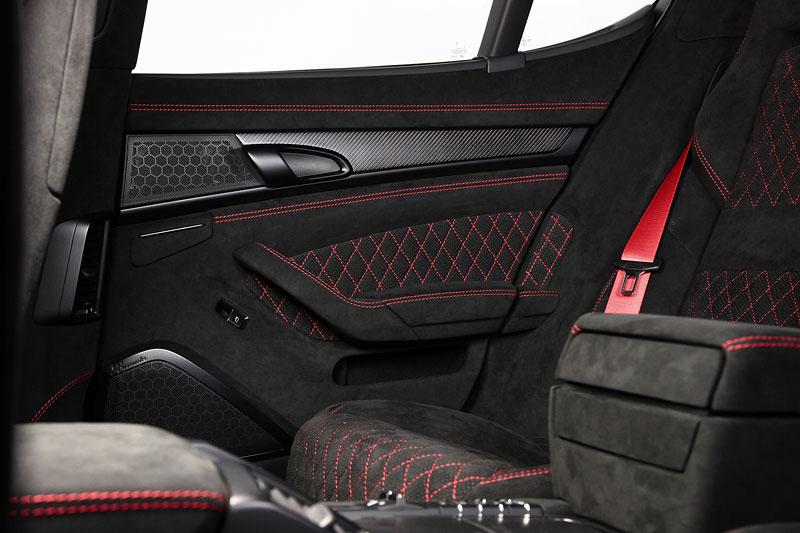 Porsche Panamera: Techart GrandGT podruhé: - fotka 11