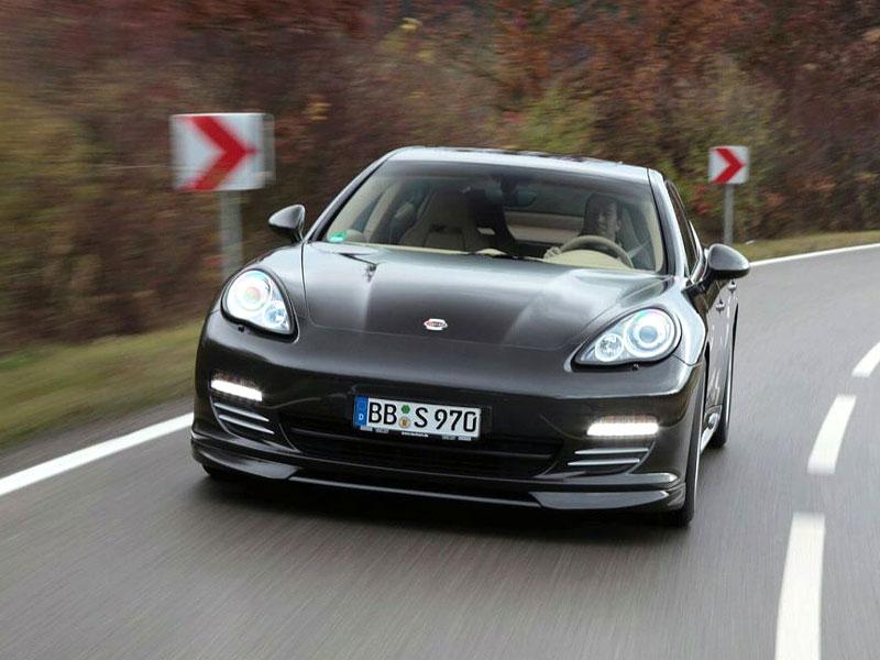 TechArt: sada na zvýšení výkonu pro Porsche Panamera Turbo přidá 80 koní a 60 Nm: - fotka 14