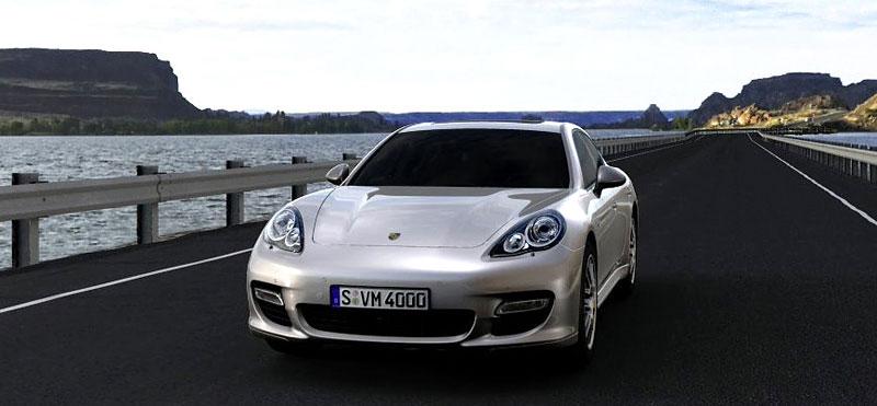 Porsche Panamera kompletně odhaleno - více informací! (+ nové foto): - fotka 3