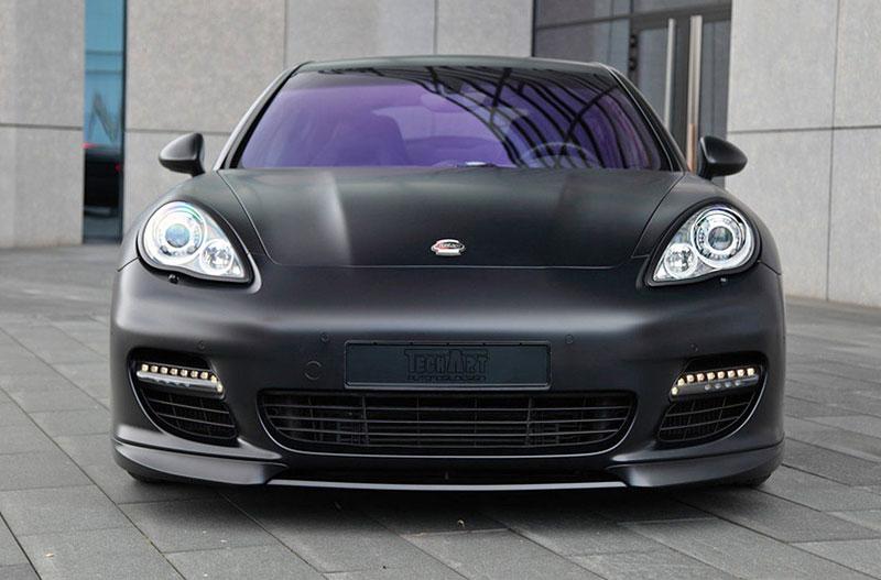 TechArt: sada na zvýšení výkonu pro Porsche Panamera Turbo přidá 80 koní a 60 Nm: - fotka 16