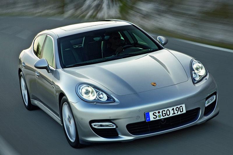 Porsche Panamera kompletně odhaleno - více informací! (+ nové foto): - fotka 5
