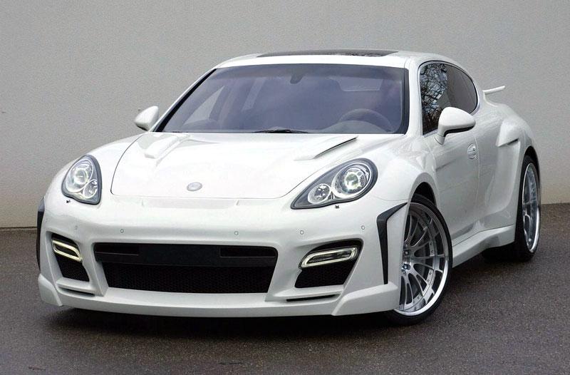 FAB Design Porsche Panamera: extrémní úprava ze Švýcarska: - fotka 2