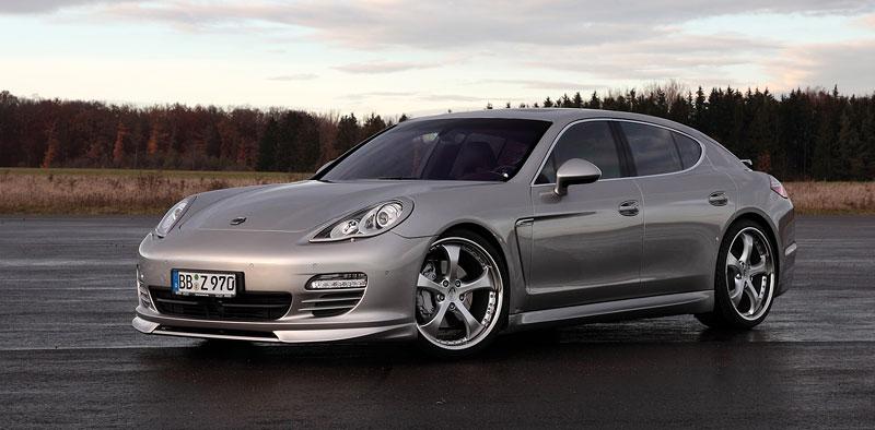 TechArt: sada na zvýšení výkonu pro Porsche Panamera Turbo přidá 80 koní a 60 Nm: - fotka 17