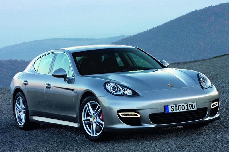 Porsche Panamera kompletně odhaleno - více informací! (+ nové foto): - fotka 6