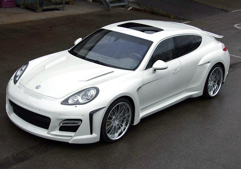 FAB Design Porsche Panamera: extrémní úprava ze Švýcarska: - fotka 3