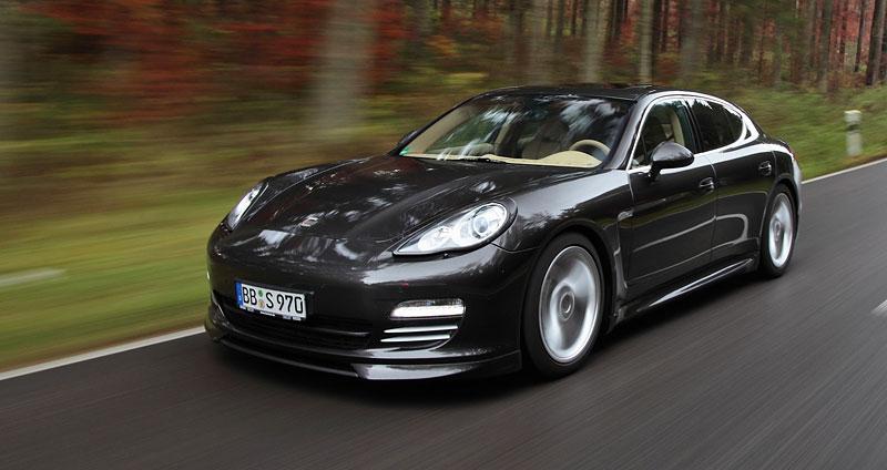 TechArt: sada na zvýšení výkonu pro Porsche Panamera Turbo přidá 80 koní a 60 Nm: - fotka 18