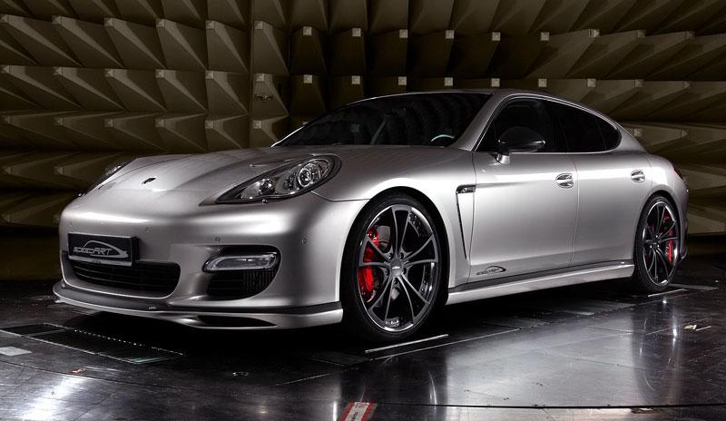 Porsche Panamera PS9: premiéra na Essen Motor Show: - fotka 11