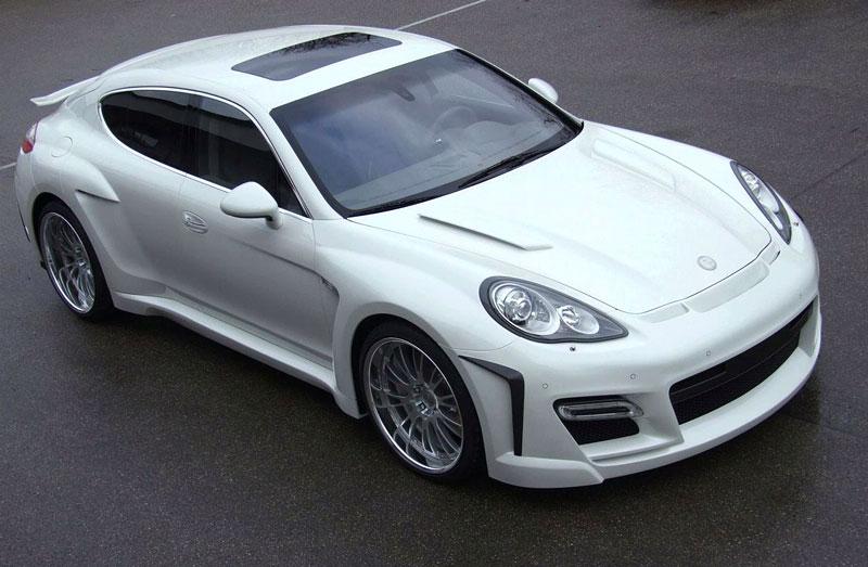 FAB Design Porsche Panamera: extrémní úprava ze Švýcarska: - fotka 5