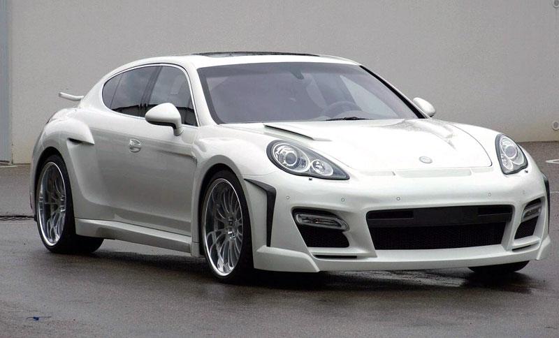 FAB Design Porsche Panamera: extrémní úprava ze Švýcarska: - fotka 6