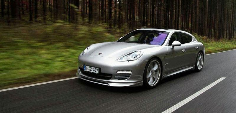 TechArt: sada na zvýšení výkonu pro Porsche Panamera Turbo přidá 80 koní a 60 Nm: - fotka 20