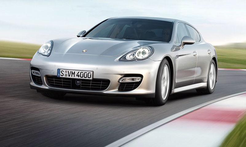 Porsche Panamera kompletně odhaleno - více informací! (+ nové foto): - fotka 9