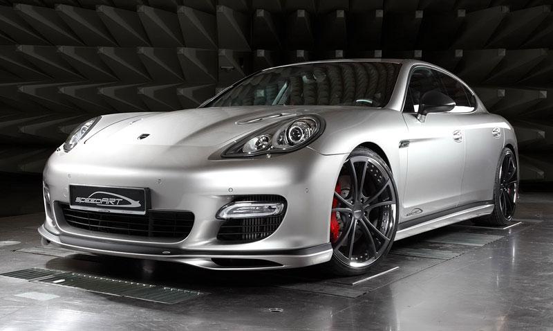Porsche Panamera PS9: premiéra na Essen Motor Show: - fotka 13