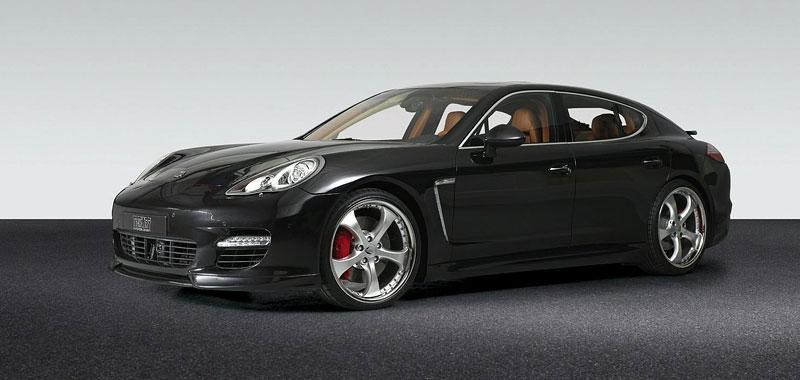 TechArt: sada na zvýšení výkonu pro Porsche Panamera Turbo přidá 80 koní a 60 Nm: - fotka 21