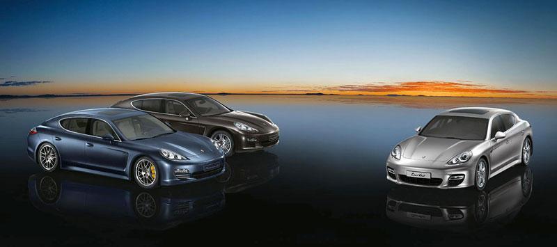 Porsche Panamera má za sebou světovou premiéru: - fotka 26