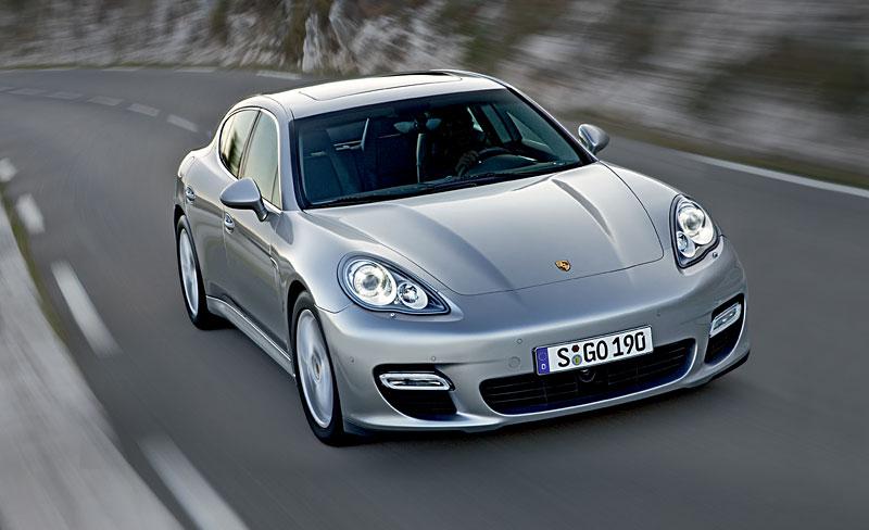 Porsche Panamera má za sebou světovou premiéru: - fotka 28