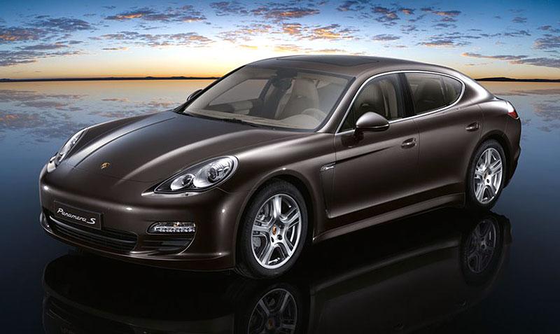Porsche Panamera kompletně odhaleno - více informací! (+ nové foto): - fotka 12