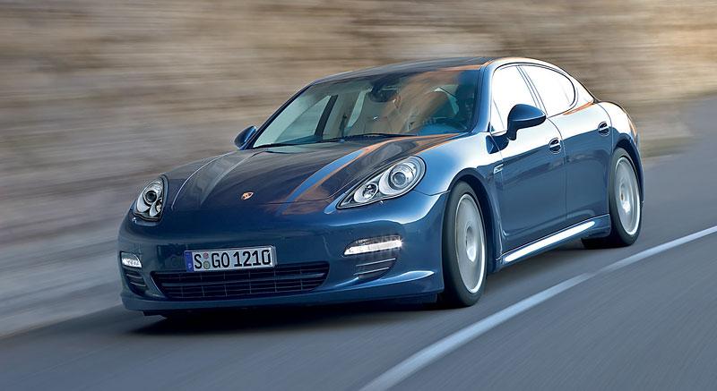 Porsche Panamera má za sebou světovou premiéru: - fotka 29