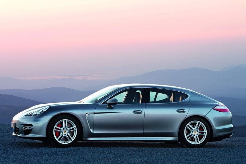 Porsche Panamera kompletně odhaleno - více informací! (+ nové foto): - fotka 13