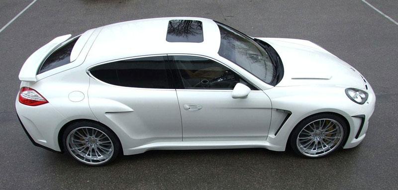 FAB Design Porsche Panamera: extrémní úprava ze Švýcarska: - fotka 7