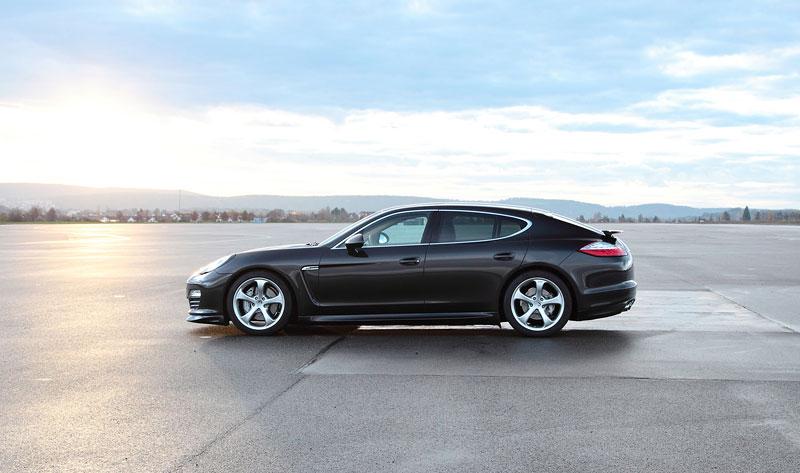 TechArt: sada na zvýšení výkonu pro Porsche Panamera Turbo přidá 80 koní a 60 Nm: - fotka 24