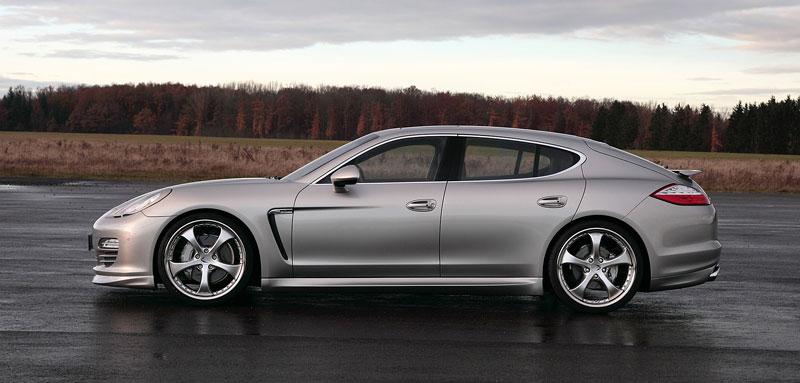 TechArt: sada na zvýšení výkonu pro Porsche Panamera Turbo přidá 80 koní a 60 Nm: - fotka 25
