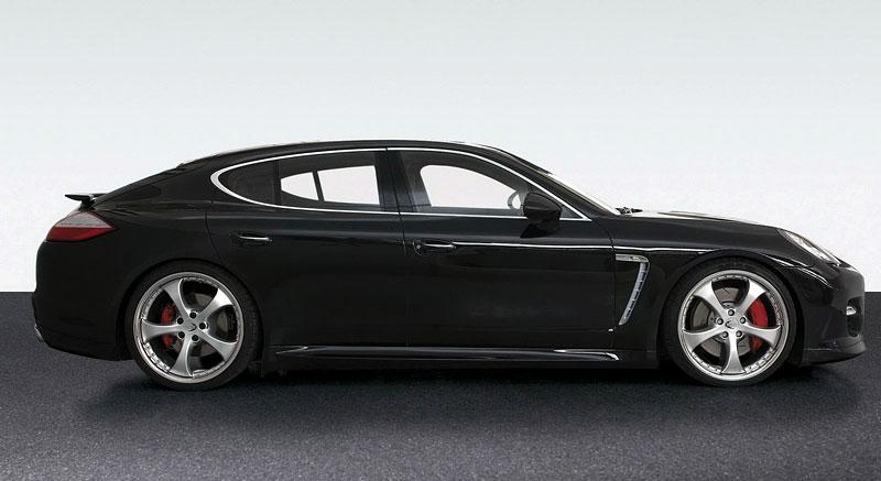 TechArt: sada na zvýšení výkonu pro Porsche Panamera Turbo přidá 80 koní a 60 Nm: - fotka 26
