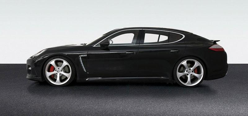 TechArt: sada na zvýšení výkonu pro Porsche Panamera Turbo přidá 80 koní a 60 Nm: - fotka 27