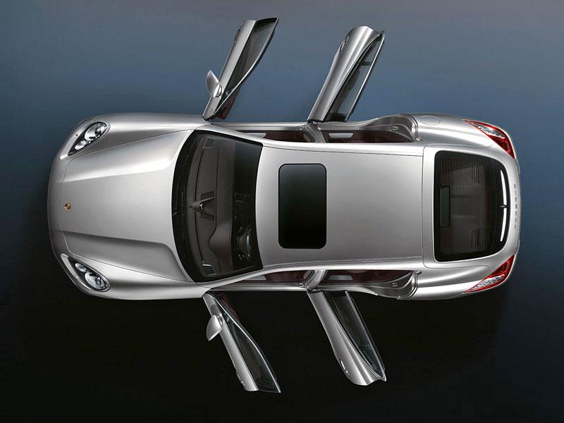 Porsche Panamera kompletně odhaleno - více informací! (+ nové foto): - fotka 14