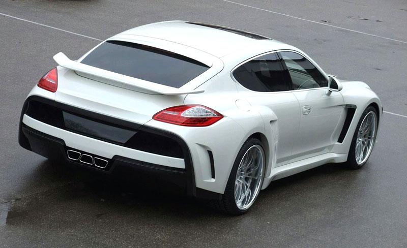 FAB Design Porsche Panamera: extrémní úprava ze Švýcarska: - fotka 8