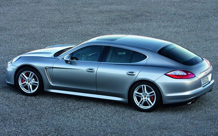 Porsche Panamera má za sebou světovou premiéru: - fotka 33