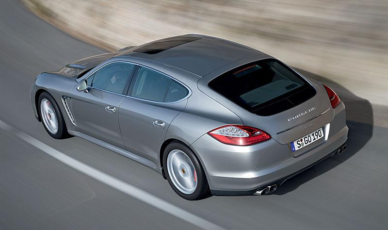 Porsche Panamera má za sebou světovou premiéru: - fotka 34
