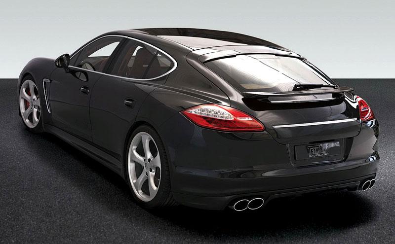 TechArt: sada na zvýšení výkonu pro Porsche Panamera Turbo přidá 80 koní a 60 Nm: - fotka 30