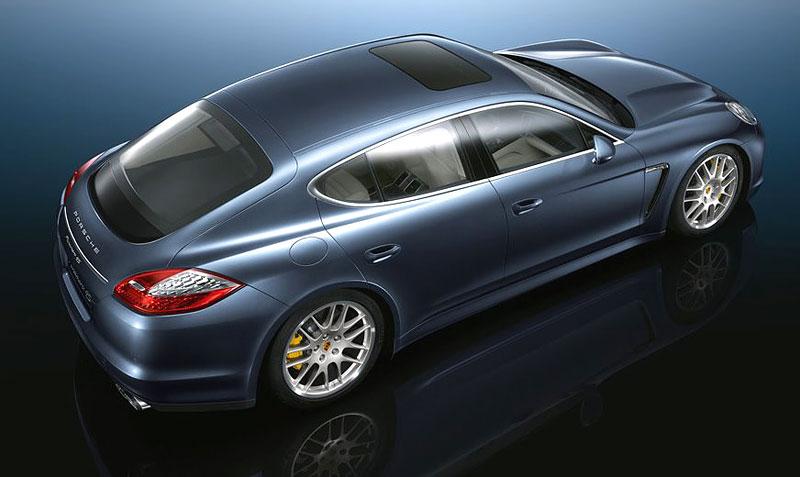 Porsche Panamera má za sebou světovou premiéru: - fotka 35