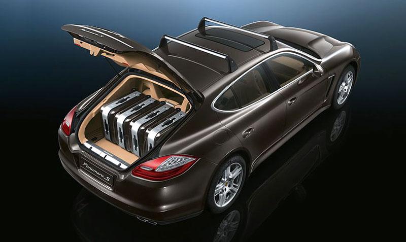 Porsche Panamera má za sebou světovou premiéru: - fotka 37