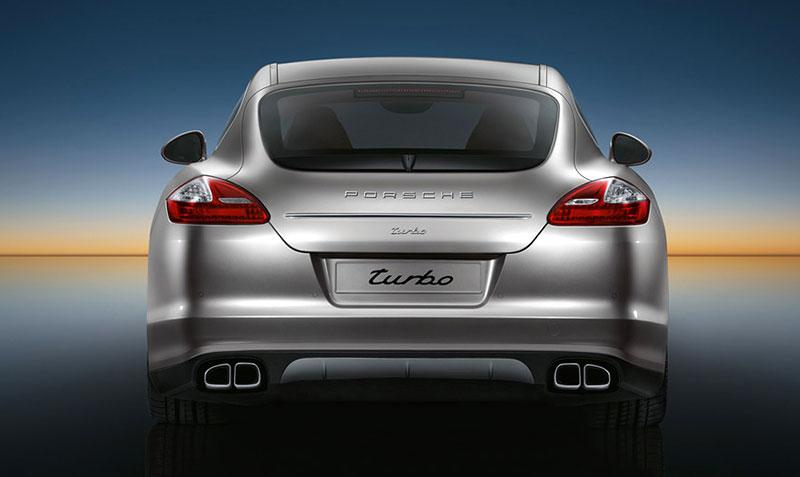 Porsche Panamera kompletně odhaleno - více informací! (+ nové foto): - fotka 20