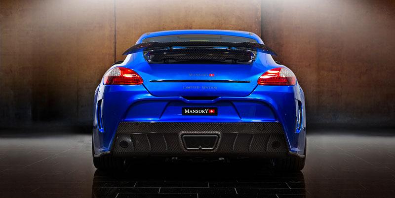Porsche Panamera Turbo: 690 koní a extrémní barvy od Mansory: - fotka 7