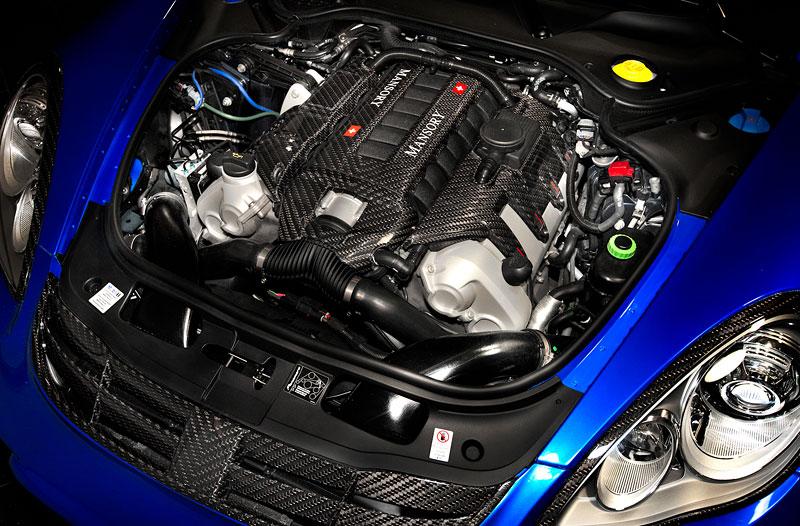 Porsche Panamera Turbo: 690 koní a extrémní barvy od Mansory: - fotka 9