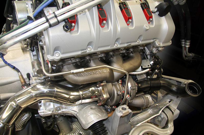 Porsche Panamera Turbo: 690 koní a extrémní barvy od Mansory: - fotka 10