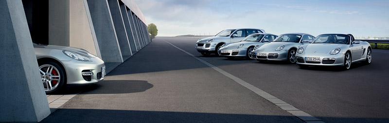 Porsche Panamera má za sebou světovou premiéru: - fotka 44